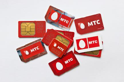 сим-карты МТС
